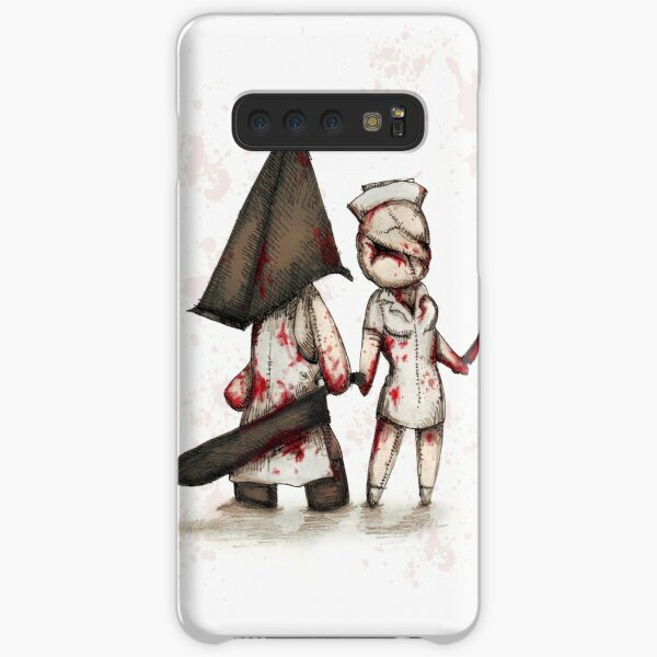 Silent Plushie Hill Samsung Galaxy Snap Case