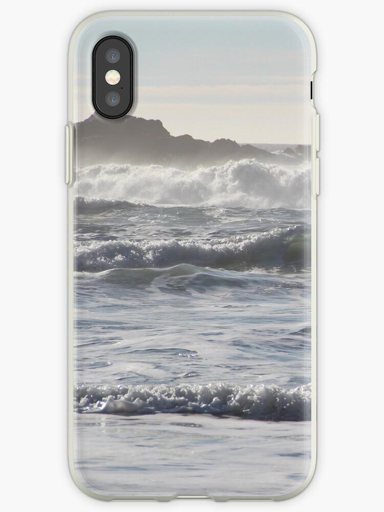 Ocean waves by azhammock