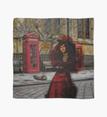 Ghosts in London Scarf