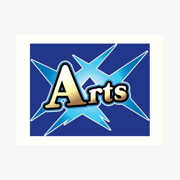 Arts - Fate/Grand Order Art Print