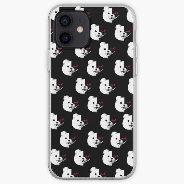 Dangan Ronpa Monokuma iPhone Soft Case