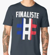 Finaliste Cup Du monde Black Shirt 2018 France BY WearYourPassion  Men's Premium T-Shirt