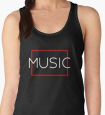 Music Women's Tank Top