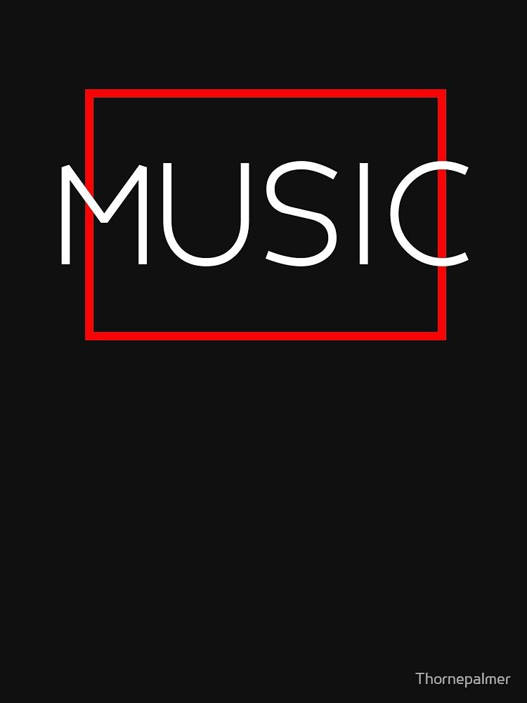 Music by Thornepalmer