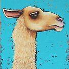 Mama Llama by StressieCat