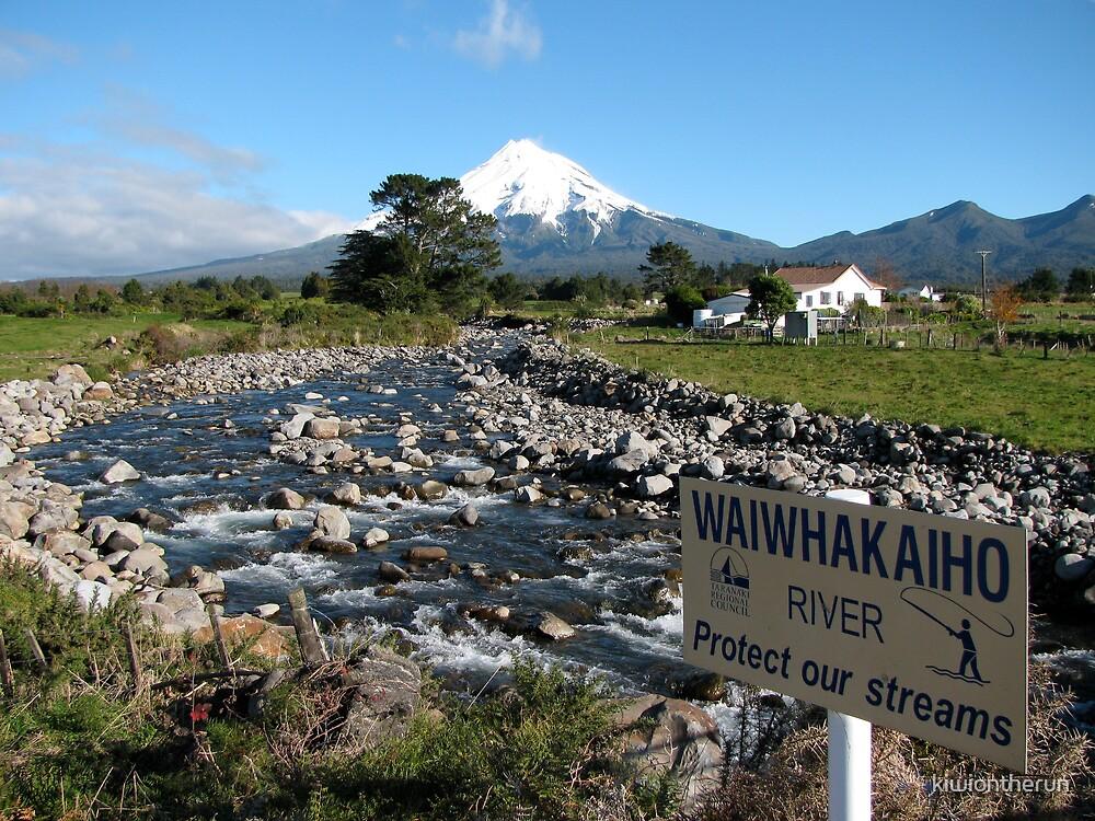 RiverSide by kiwiontherun