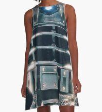Acrylic Dalek A-Line Dress