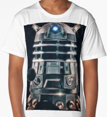 Acrylic Dalek Long T-Shirt