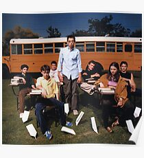 freaks and geeks promo shot Poster