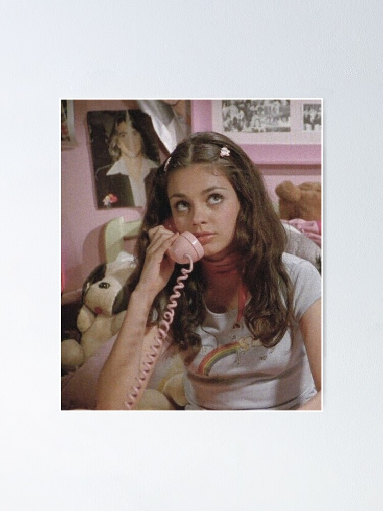 Alternate view of jackie - that 70s show Poster