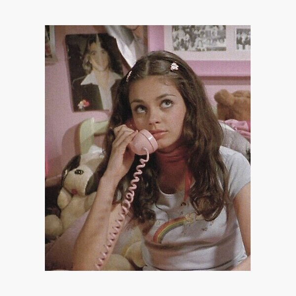 jackie - that 70s show Photographic Print