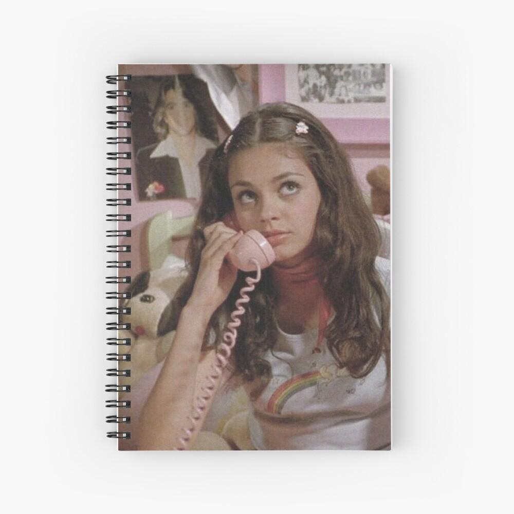 Jackie - ese show de los 70 Cuaderno de espiral