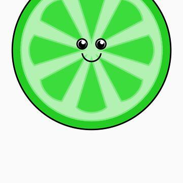 Cute Lime by Hunniebee