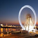 Brighton Wheel by Peter Clarke