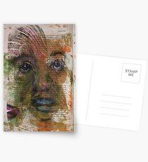 sketch book Postcards