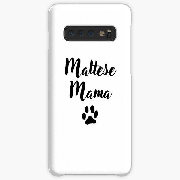 Maltese Mama Samsung Galaxy Snap Case