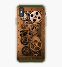 Steampunk Gears iPhone Case