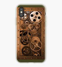 Steampunk Gears iPhone Case
