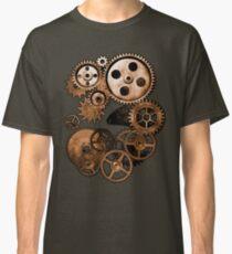 Steampunk Gears Classic T-Shirt