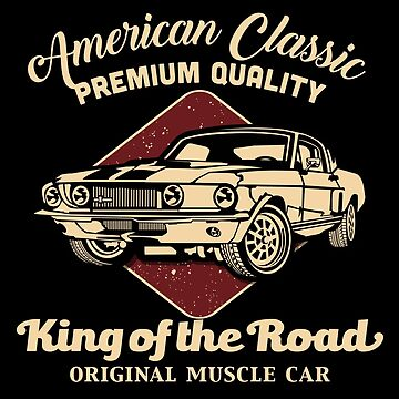American Classic Premium Cars by Skullz23