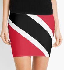 Trinidad & Tobago Flag Mini Skirt