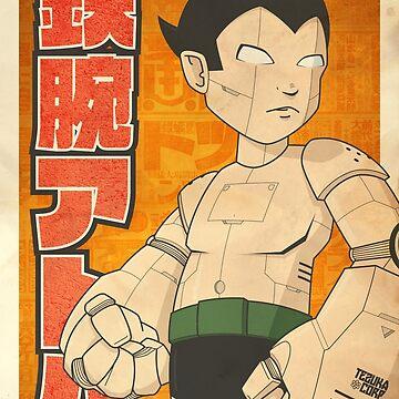 Astroboy MkI by Jason
