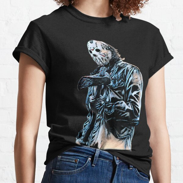 Friday the 13th- Jason Voorhees Classic T-Shirt