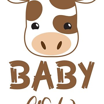 baby cow with matching Mama cow and papa cow by jazzydevil