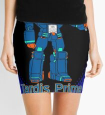 Tardis Prime Mini Skirt