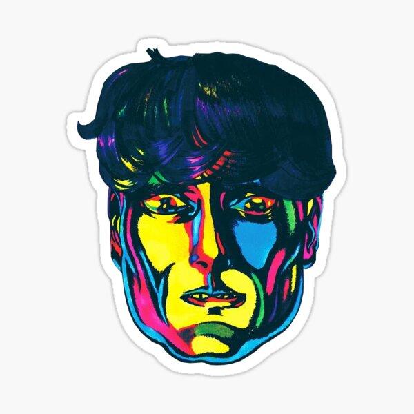 John Dwyer of Thee Oh Sees OCS sticker Sticker