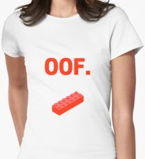 Oof Women's Fitted T-Shirt