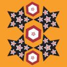 Star Pattern 29 by yoso-tattoo