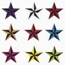 9 Stars - series 23 by yoso-tattoo