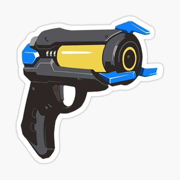 Sidearm Sticker