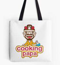 Cooking Papa Tote Bag