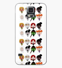 The Halloween Monster Crew Case/Skin for Samsung Galaxy