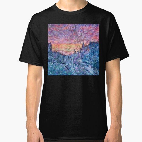 Hyperborean Landscape 2 Classic T-Shirt
