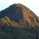 Mount Coxcombe Up Close by Graham Mewburn