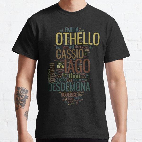 Shakespeare's Othello Wordplay Classic T-Shirt