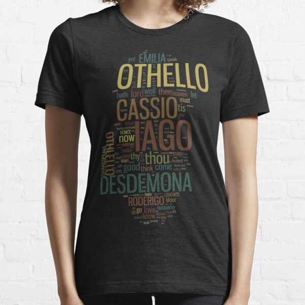 Shakespeare's Othello Wordplay Essential T-Shirt