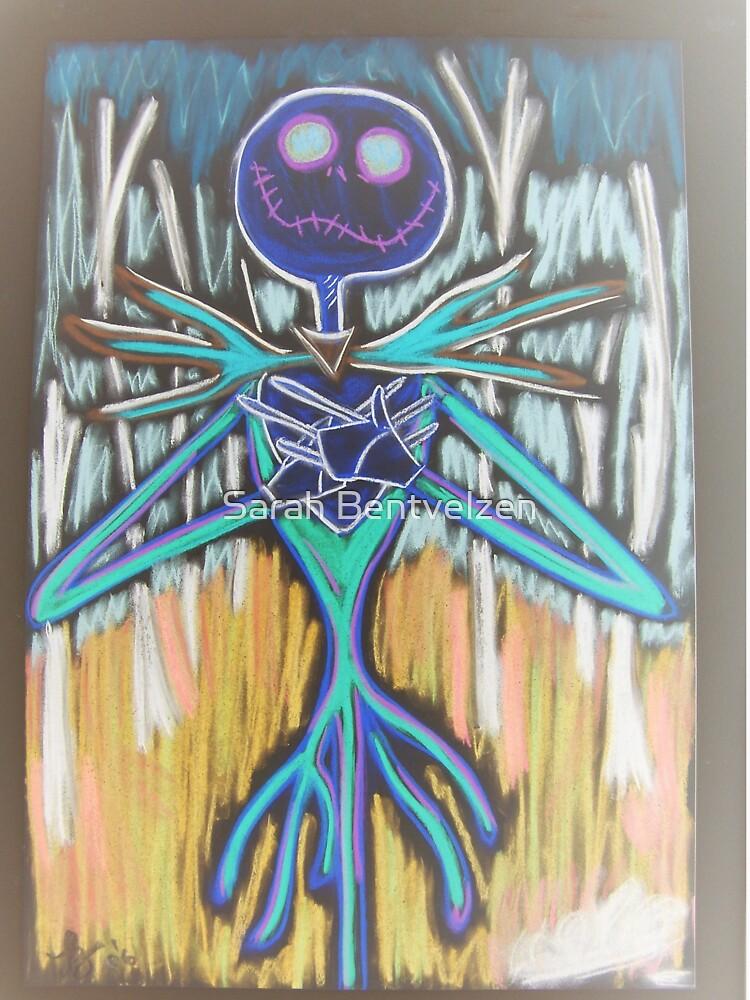 Skeleton - Inverted by sarahbentvelzen