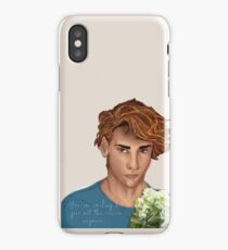 Yes i'm smiling but your not the reason anymore ... iPhone Case