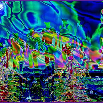 Plasma Duplication with a Sting - 2014 by surrealpete