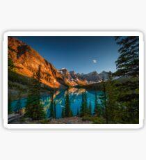 Moraine Lake - Canada Sticker