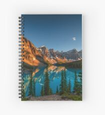 Moraine Lake - Canada Spiral Notebook