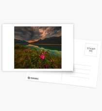Medicine Lake - Canada Postcards