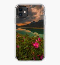 Medicine Lake - Canada iPhone Case
