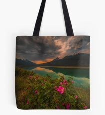 Medicine Lake - Canada Tote Bag