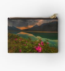 Medicine Lake - Canada Zipper Pouch