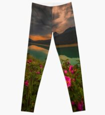 Medicine Lake - Canada Leggings